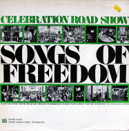 """Songs Of Freedom: Celebration Road Show Vinyl 12"""" (Used)"""