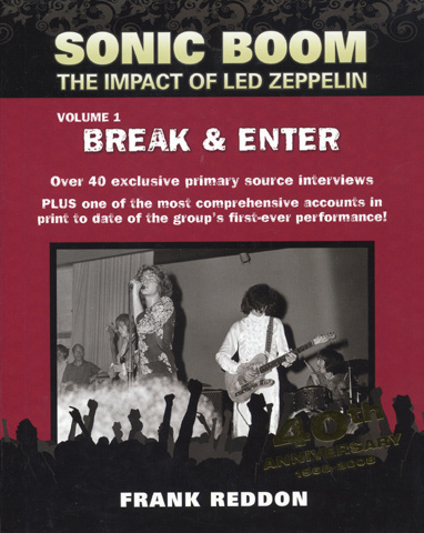 Sonic Boom: The Impact of Led Zeppelin