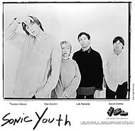 Sonic Youth Promo Print