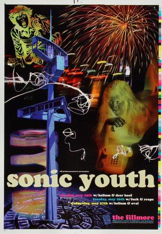 Sonic Youth Proof