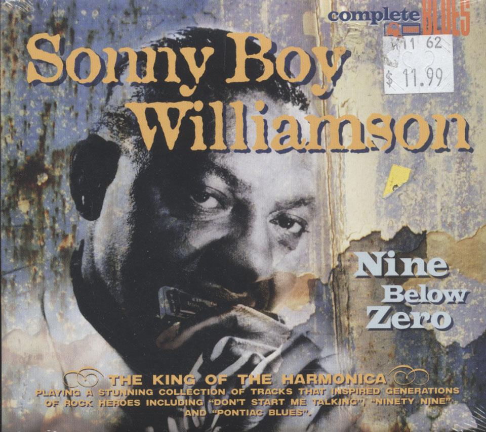 Sonny Boy Williamson CD
