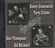 Sonny Greenwich & Terry Clarke CD
