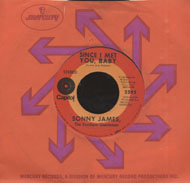 "Sonny James (The Southern Gentleman) Vinyl 7"" (Used)"
