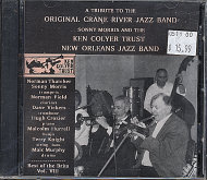 Sonny Morris and the Ken Colyer Trust New Orleans Jazz Band CD