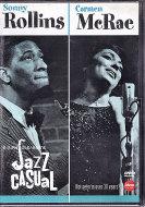 Sonny Rollins / Carmen McRae DVD