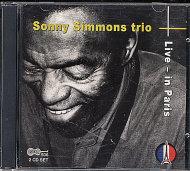 Sonny Simmons Trio CD