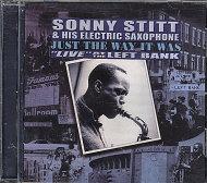 Sonny Stitt & His Electric Saxophone CD