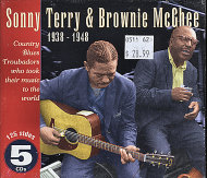 Sonny Terry & Brownie McGhee CD