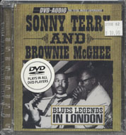 Sonny Terry and Brownie McGhee DVD