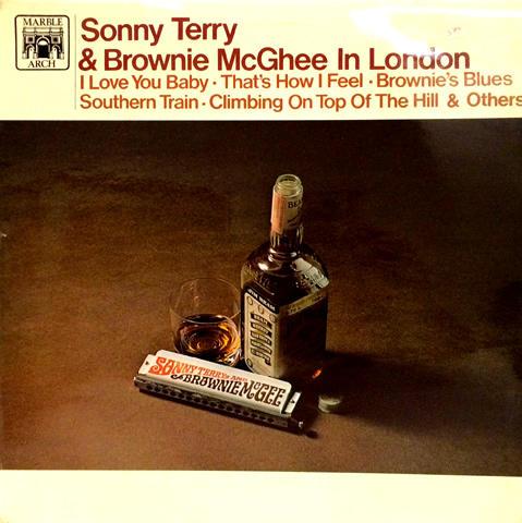 """Sonny Terry Vinyl 12"""" (Used)"""