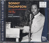 Sonny Thompson CD