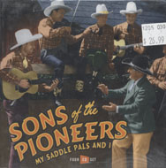 Sons Of The Pioneers CD