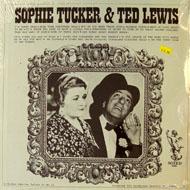 """Sophie Tucker & Ted Lewis Vinyl 12"""" (New)"""