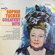 """Sophie Tucker Vinyl 12"""" (Used)"""