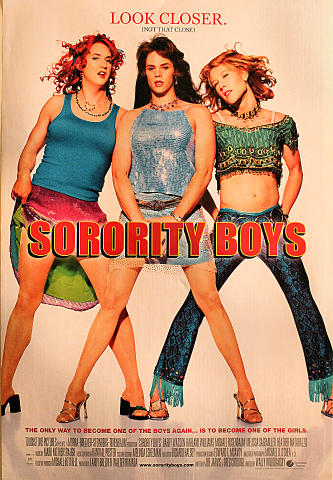 Sorority Boys Poster