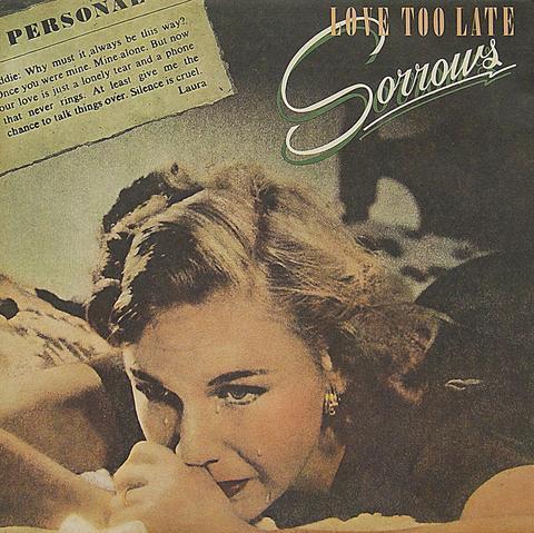 """Sorrows Vinyl 12"""" (Used)"""