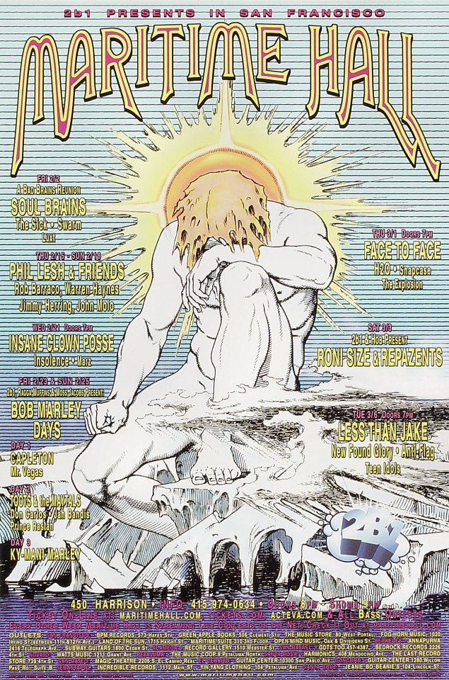 Soul Brains Poster