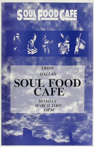 Soul Food Cafe Poster