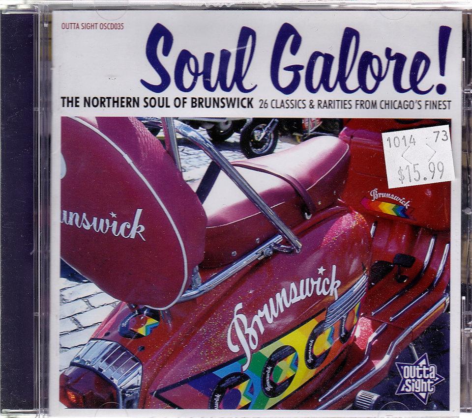 Soul Galore! CD