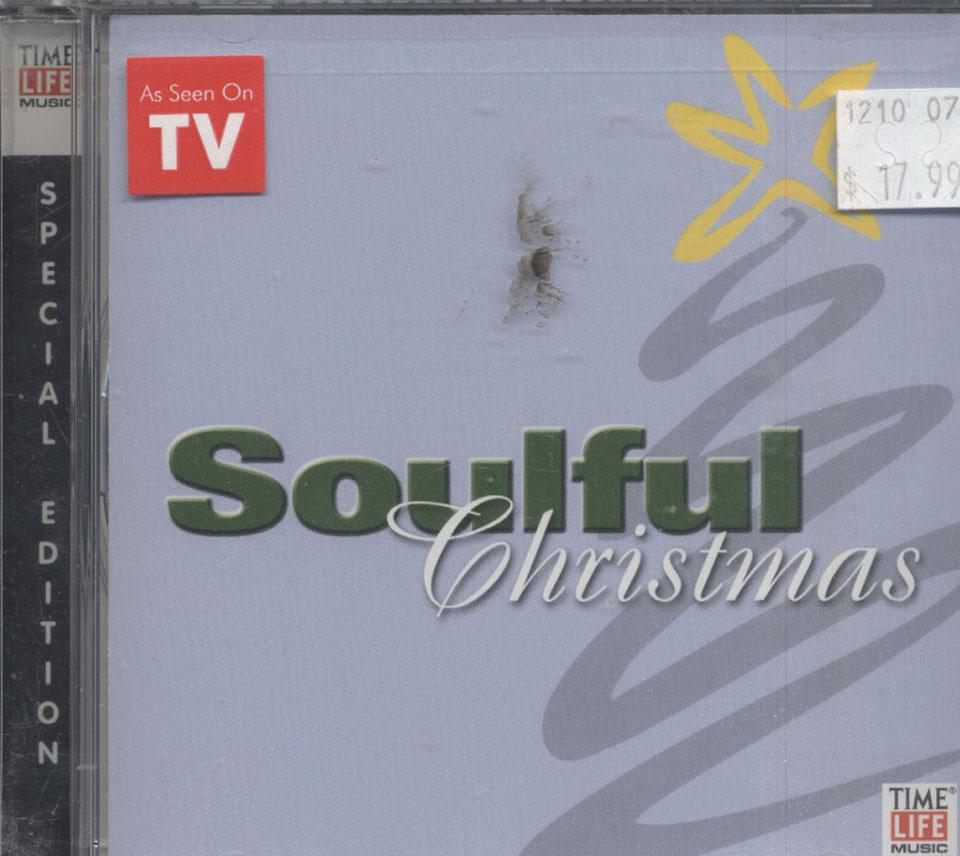 Soulful Christmas CD