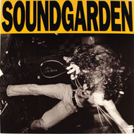 Soundgarden Album Flat