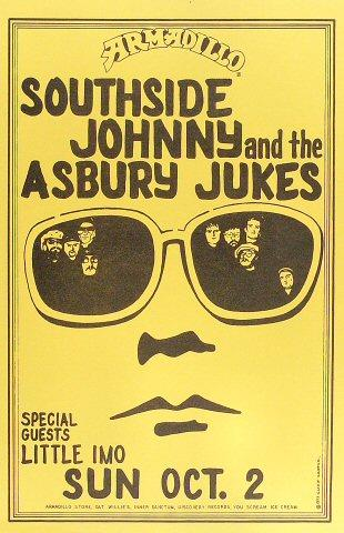 Southside Johnny & the Asbury Jukes Poster