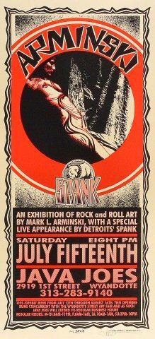 Spank Poster