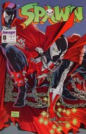 Spawn Comic Book