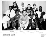 Special Beat Promo Print