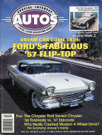 Special Interest Autos Issue No. 168 Magazine