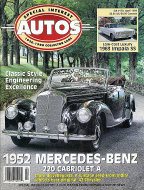 Special Interest Autos Issue No. 170 Magazine