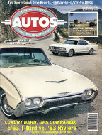 Special Interest Autos Issue No. 94 Magazine