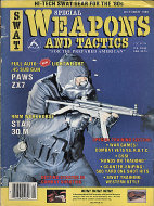 Special Weapons And Tactics Vol. 4 No. 6 Magazine