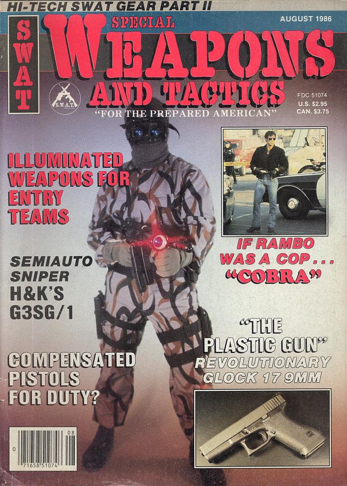 Special Weapons and Tactics Vol. 5 No. 4