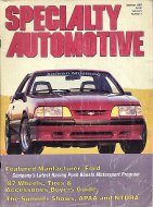Specialty Automotive Vol. 5 No. 3 Magazine