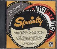 Specialty Records: Original Jazz Classics Sampler CD