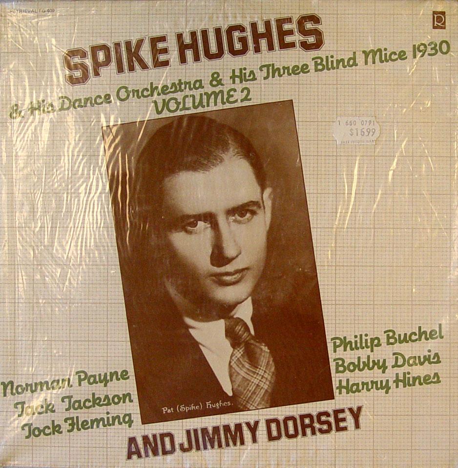 "Spike Hughes / Jimmy Dorsey Vinyl 12"" (New)"