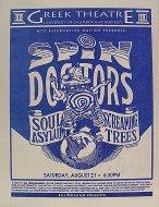 Spin Doctors Handbill