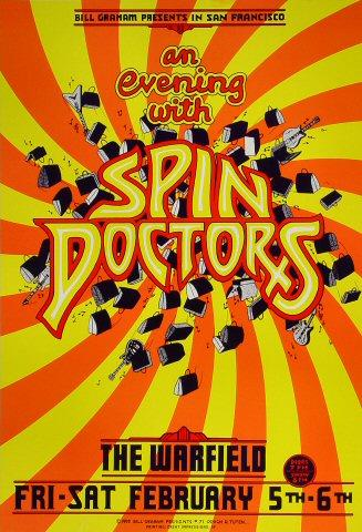 Spin Doctors Poster