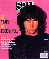 Spin Magazine August 1990 Magazine
