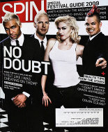 Spin Magazine May 2009 Magazine
