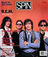 Spin Magazine October 1986 Magazine
