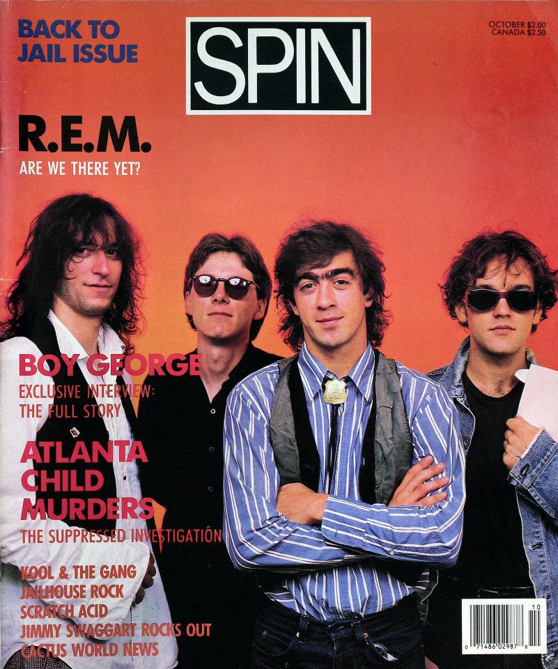 Spin Vol. 2 No. 7