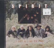 Spirit CD