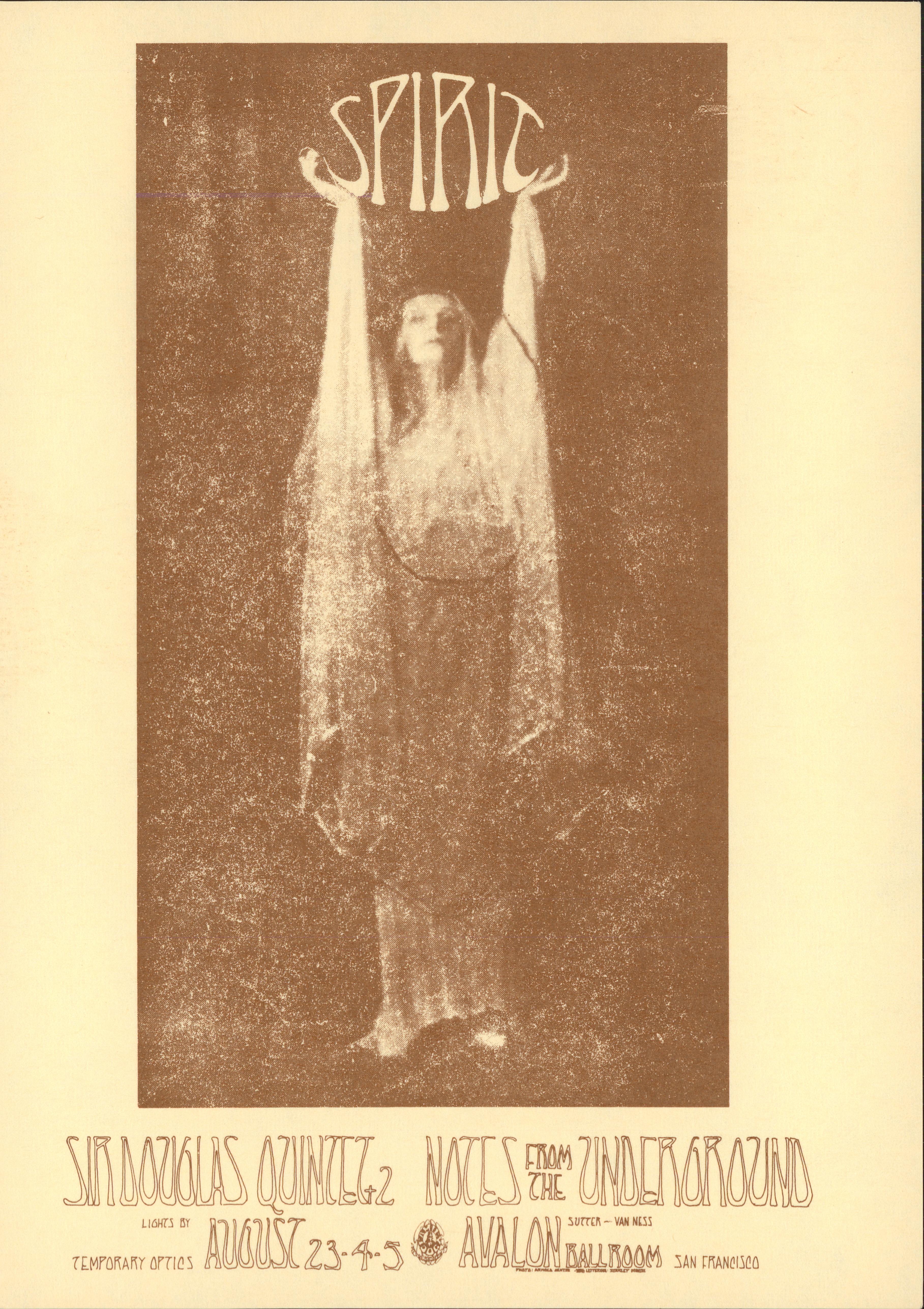 Spirit Postcard