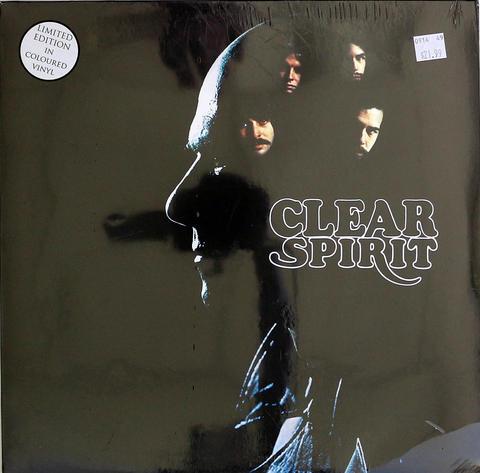 "Spirit Vinyl 12"" (New)"