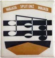 Split Enz Pin