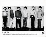 Split Enz Promo Print