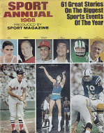 Sport Annual 1968 Magazine