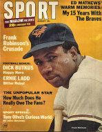 Sport  Aug 1,1966 Magazine